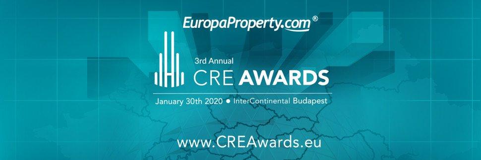 Плюс номінація. NAI Ukraine – в шорт-листі найкращих агентств за версією міжнародної нагороди CRE Awards