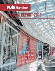 Річний звіт NAI Ukraine за 2019 рік