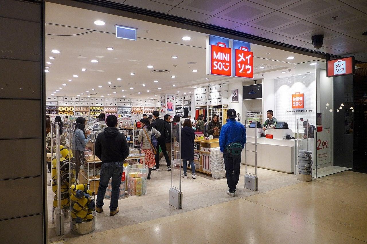 Fast fashion бренд Miniso: японська формула успіху на українському ринку