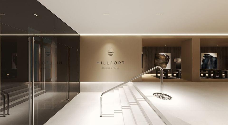 BC Hillfort