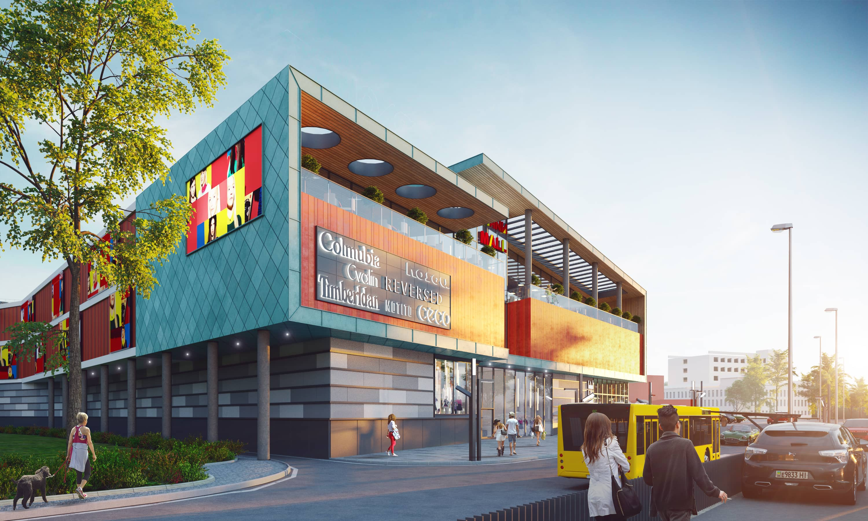 Podolyany Mall