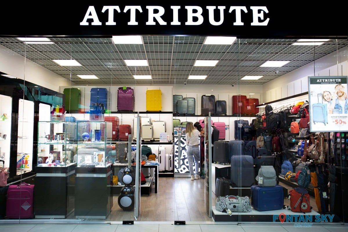 Attribute Exclusive Accessories & Gift Shop is already open at Blockbuster Mall