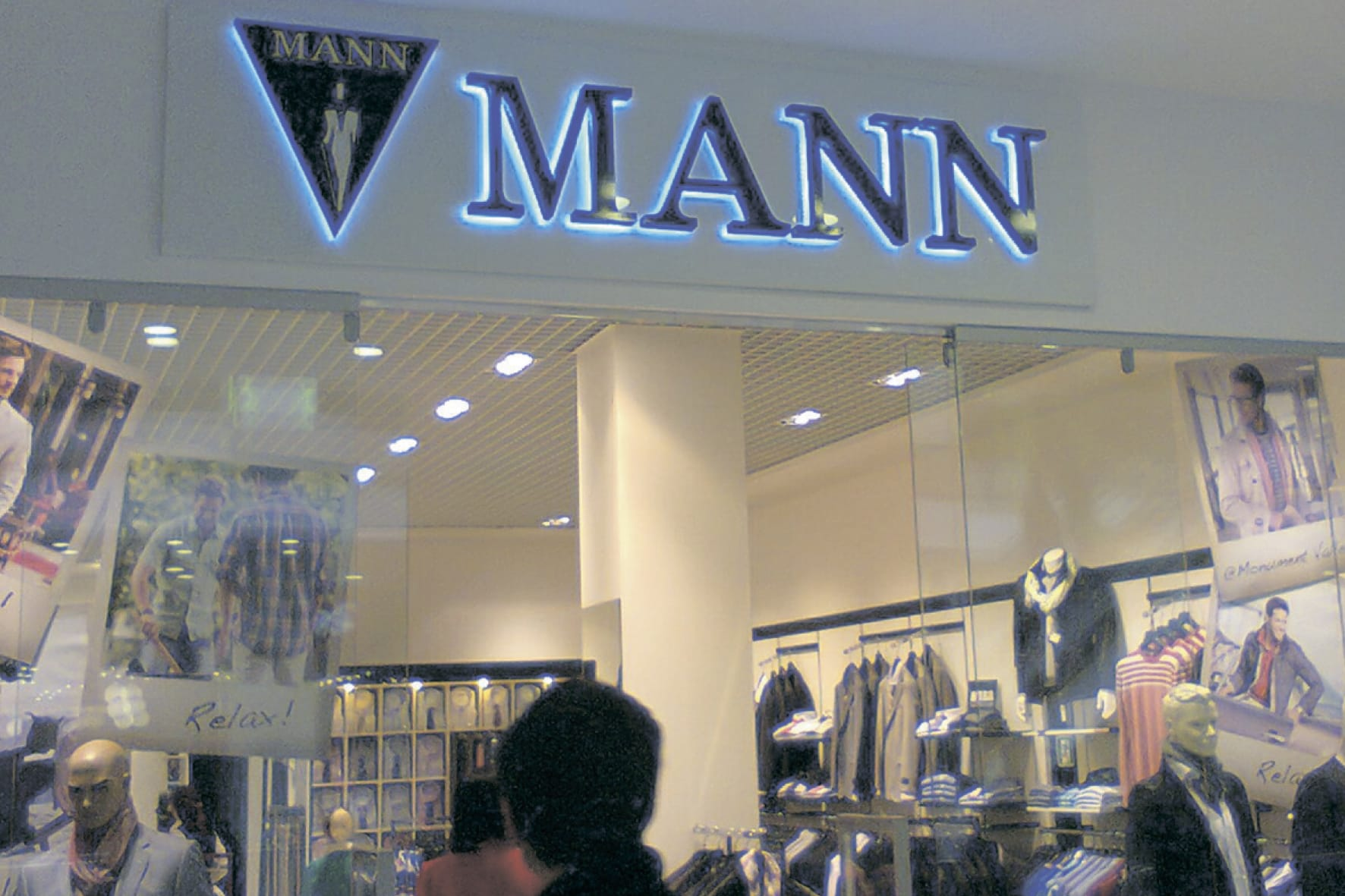 """Already the sixth store of the trading house """"MANN"""" has opened in Lavina Mall"""