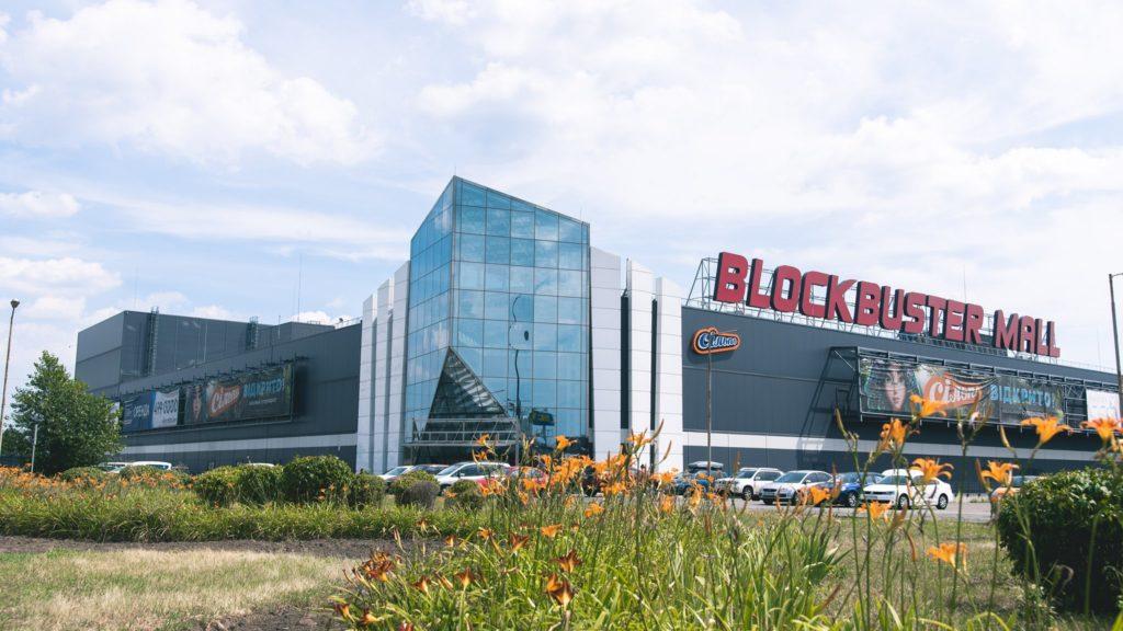 Встречайте VIVASAN в Blockbuster Mall!