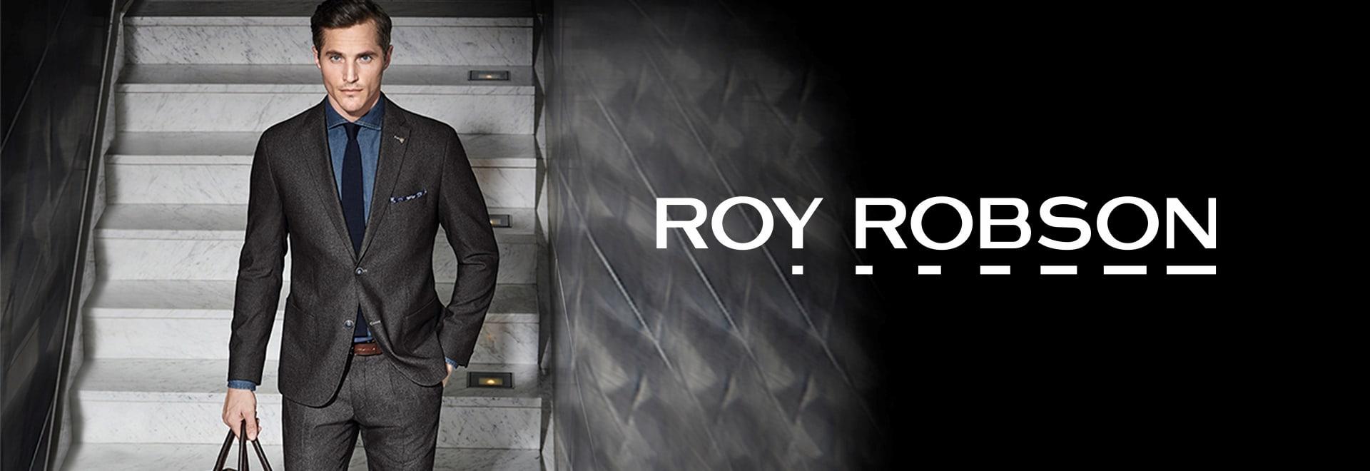 ROY ROBSON FASHION international brand soon at Blockbuster Mall