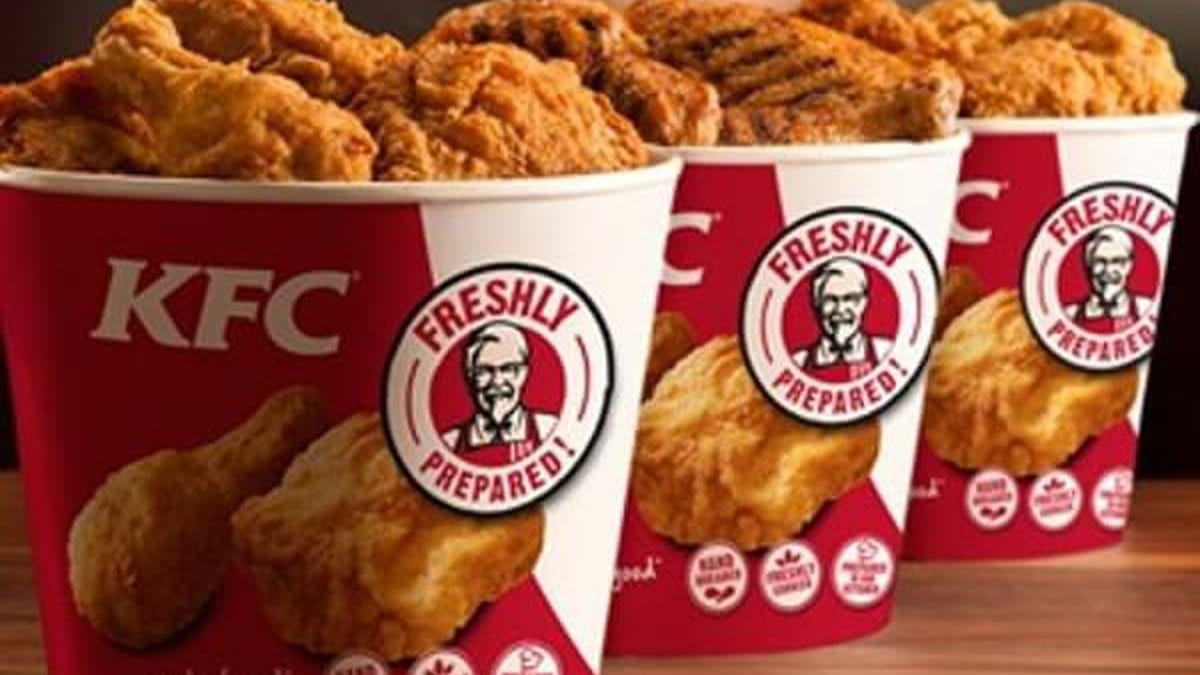 KFC is already available for visiting at Blockbuster Mall