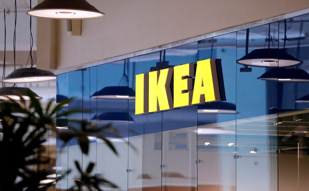 IKEA ENTERS THE UKRAINIAN MARKET
