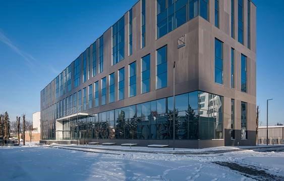Nivki City Business Center, Building A