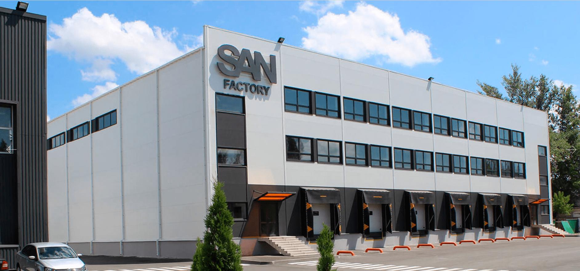SAN FACTORY-1 logistics complex