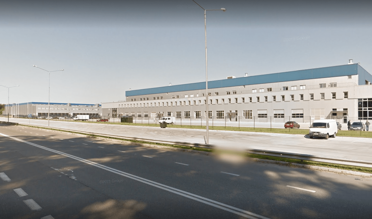 Логистический центр «РЛЦ»