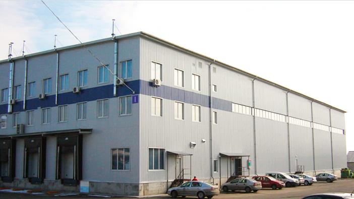 Warehouse complex ICT