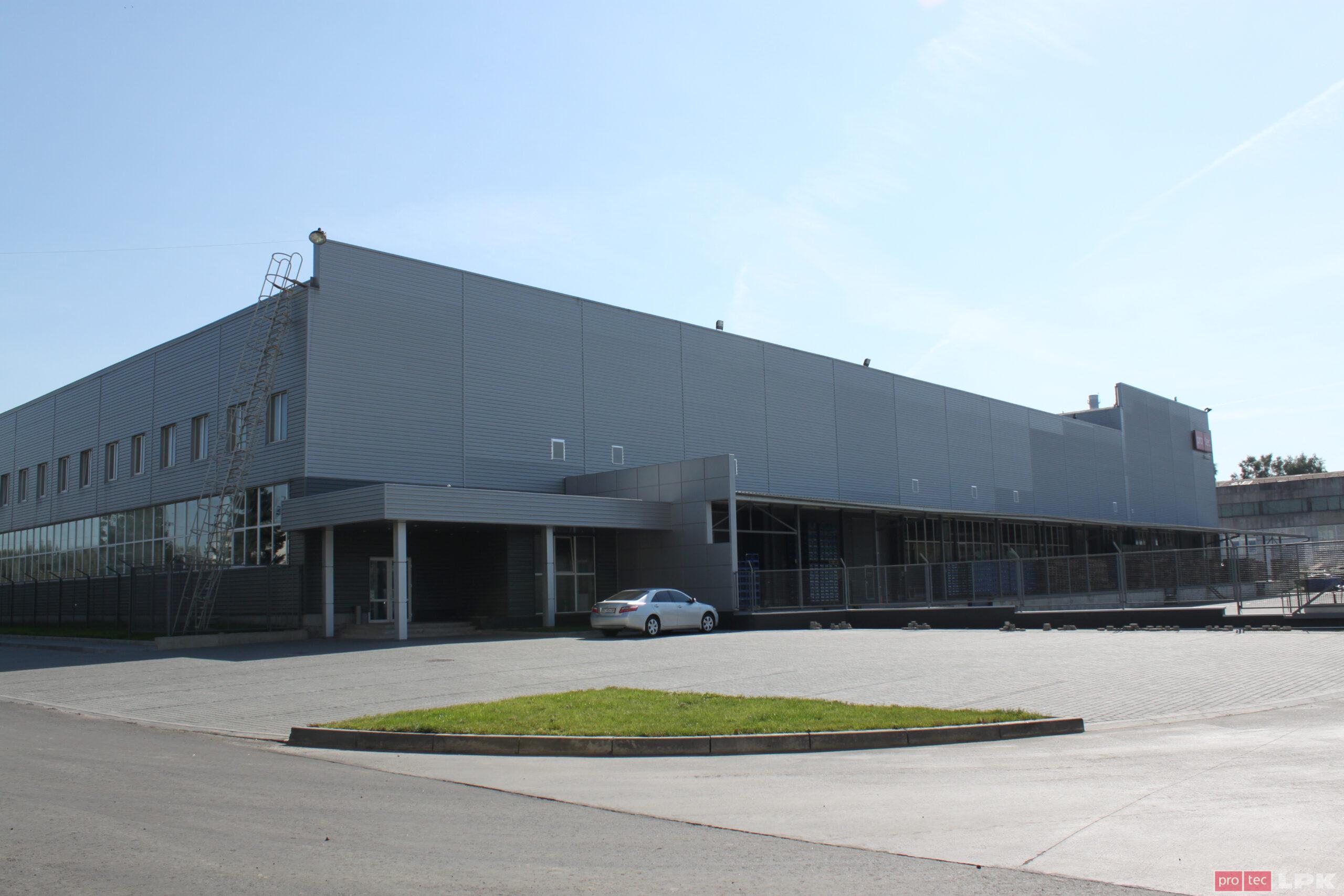 Warehouse complex PROTEC LVIV RYASNE