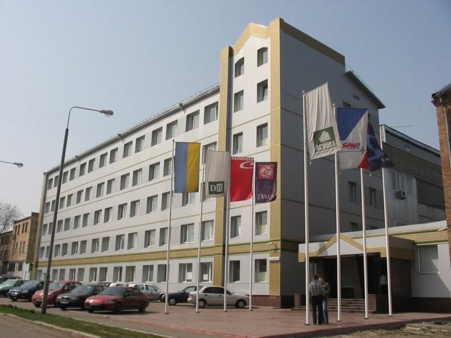 Складской комплекс Святошино