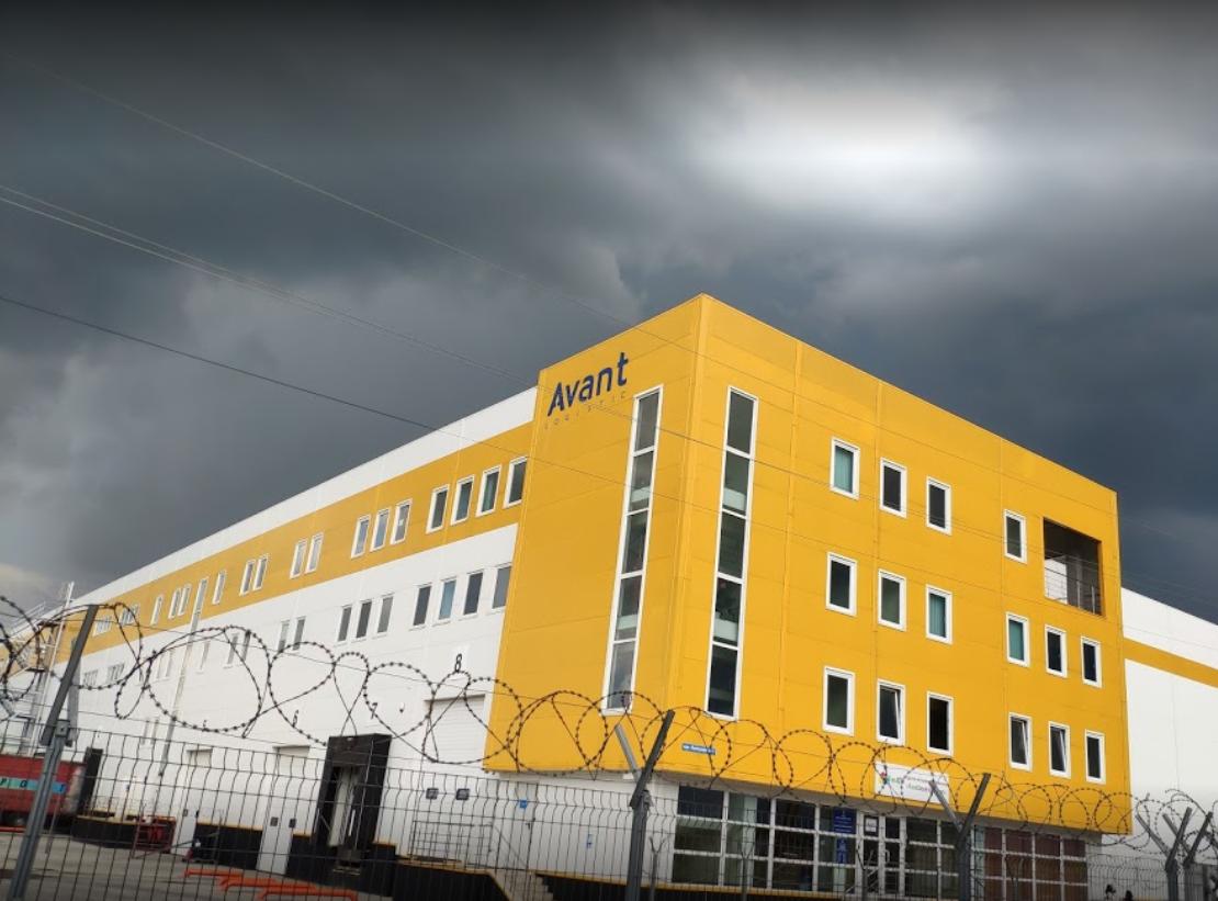 Warehouse complex AVANT Logistic