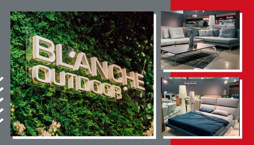 Незабаром відкриття магазину Blanche у Blockbuster Mall!