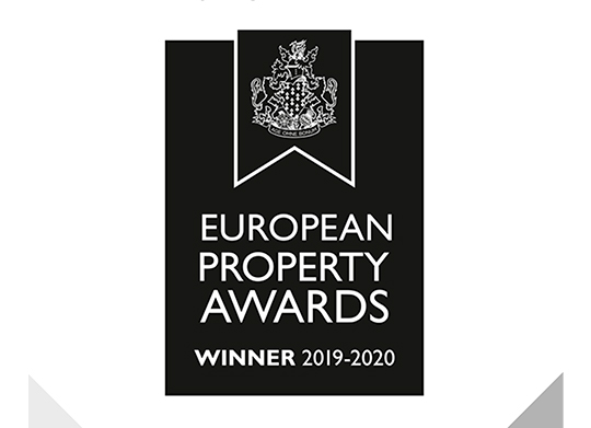 EUROPEAN PROPERTY AWARDS 2020