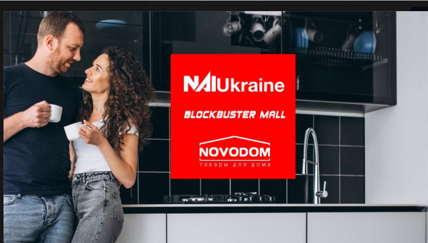 Novodom store opening soon in Blockbuster Mall!