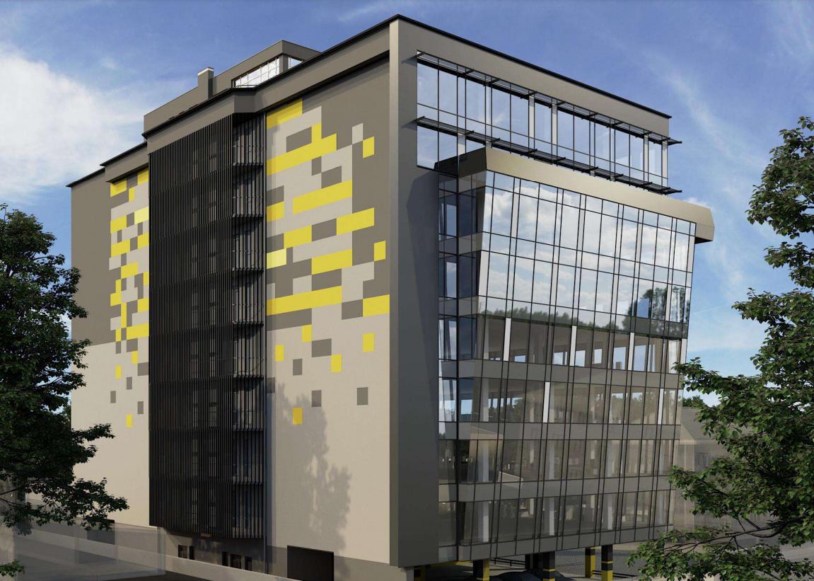 Офісний центр Graphite