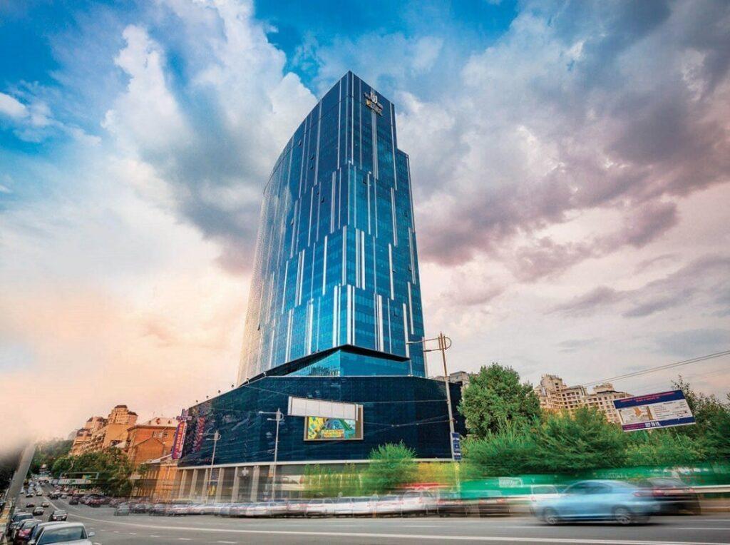 На рынке офисов Киева усиливается тренд на децентрализацию офисной недвижимости