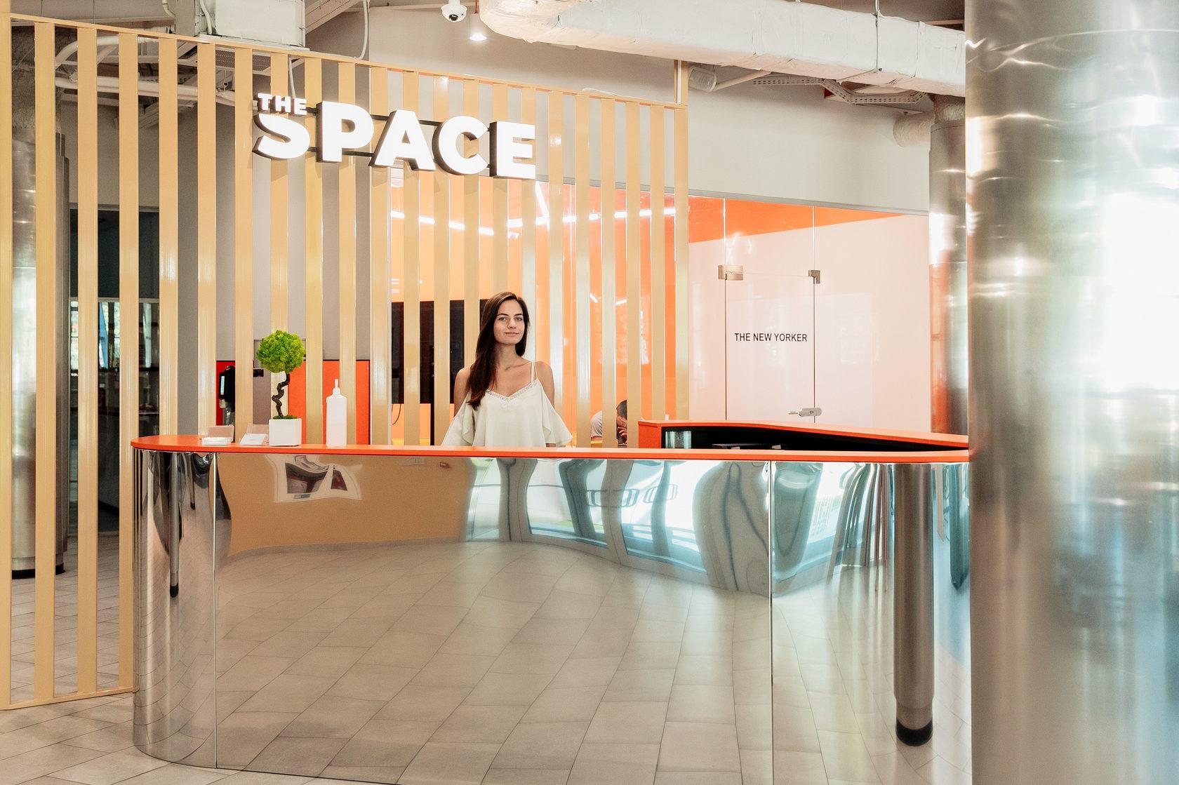 Коворкинг The Space