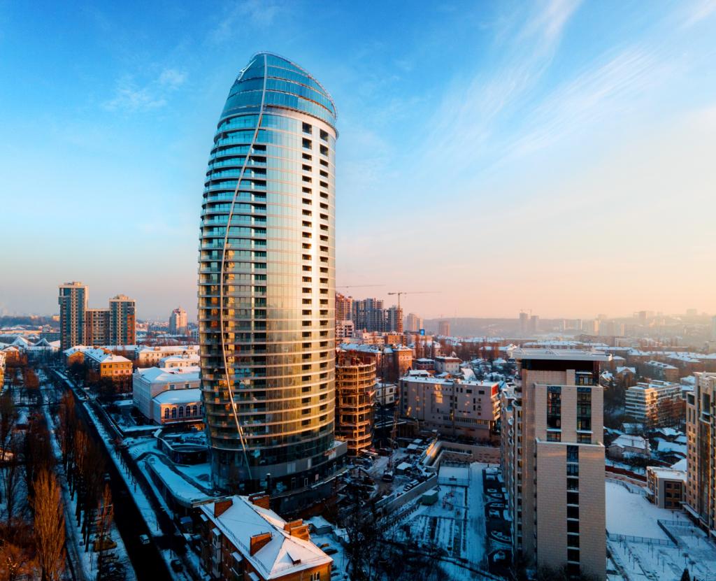 ТОП-10 чудес зі скла і каменю. Найамбітніші архітектурні проєкти України