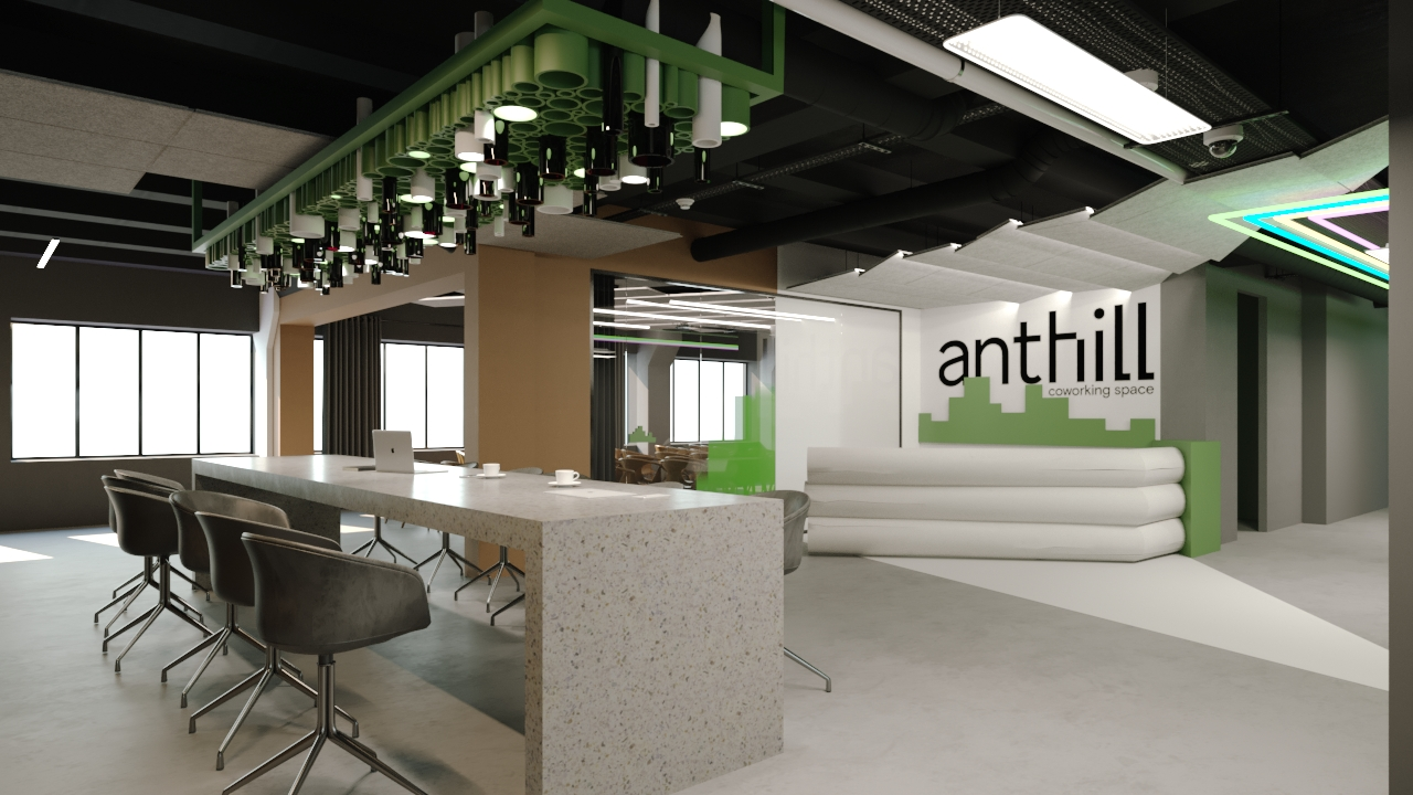 Coworking Anthill Space