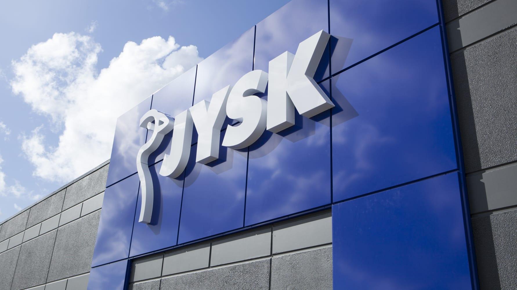 Відкриття нового JYSK відбудеться в ТРЦ Blockbuster Mall