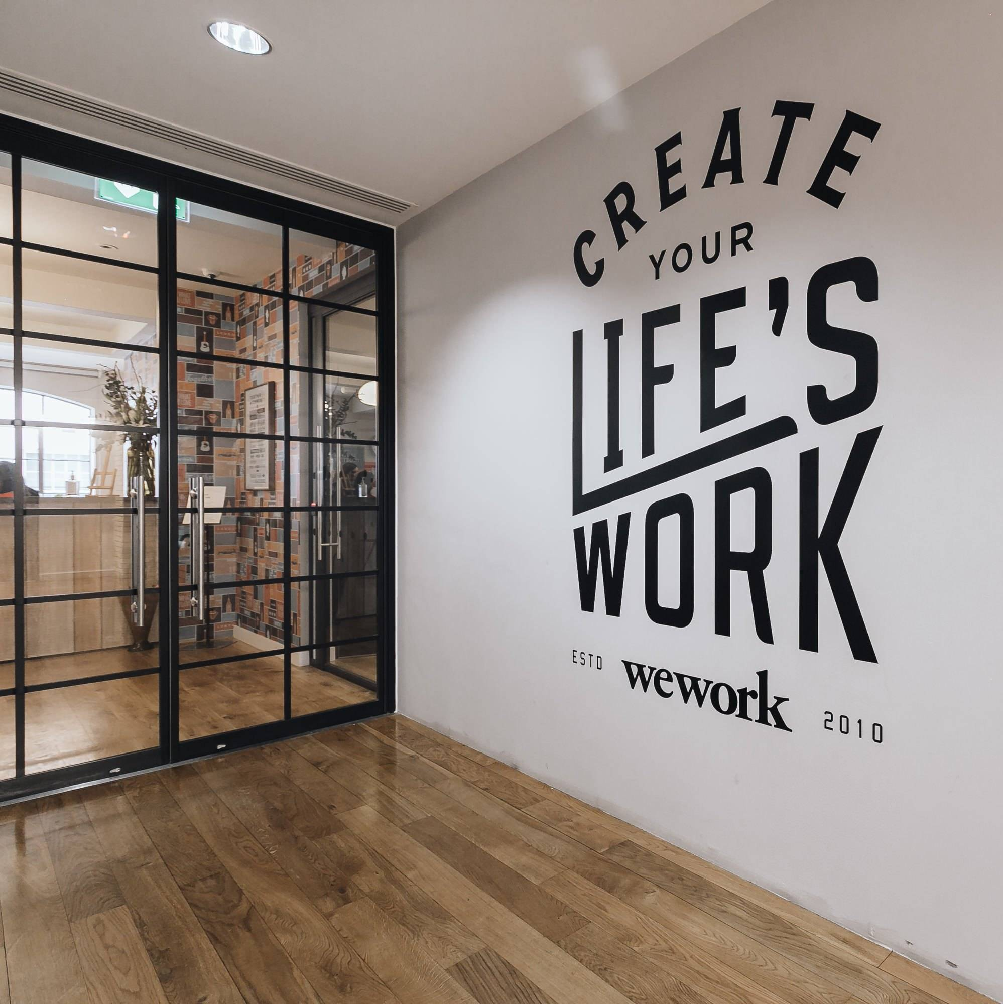 Coworking-spaces in Residental Complexes