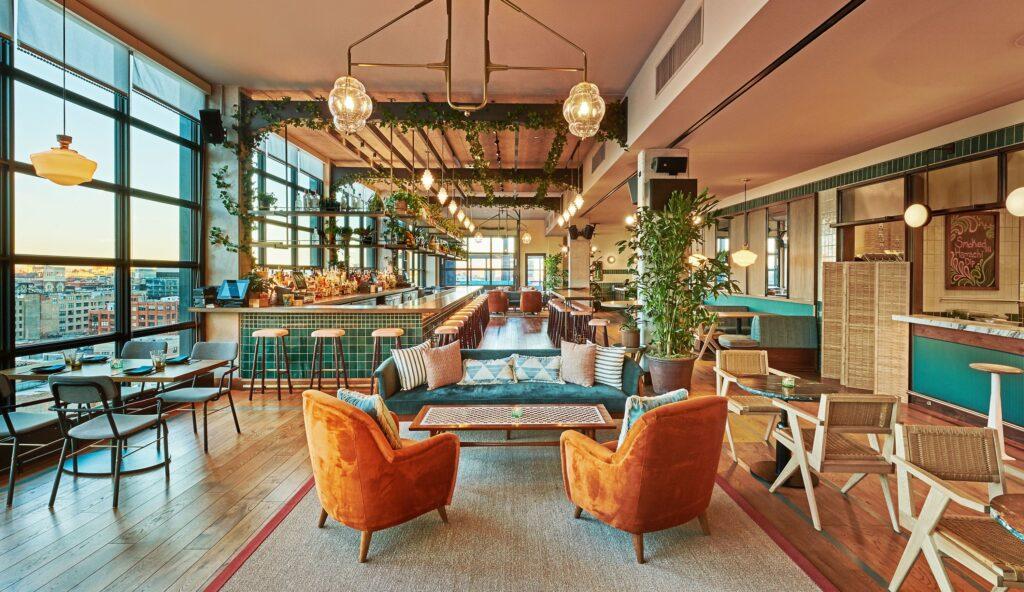 Business All-inclusive: коворкінги в готелях
